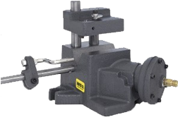Air Operated Cross-Hole Drill Jig