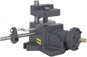 Air Operated Cross-Hole Jig