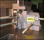Cross-Hole Jig Application