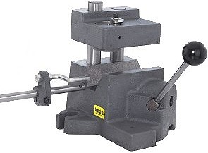 Hand Operated Cross-Hole Jig