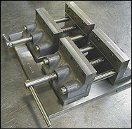 Drill Press Vise Application