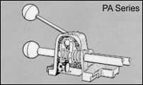 PA Locking Mechanism