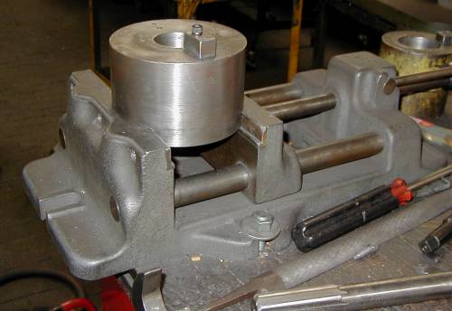 8-SV Vise Application